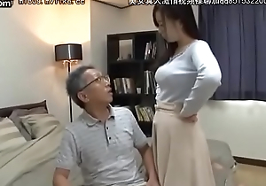 Perverted father-in-law lusts for his son'_s join in matrimony