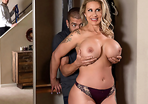 Sneaky Mom 3 Starring Ryan Conner - Brazzers HD -2