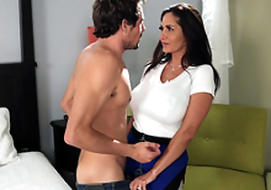 Hot mom Ava Addams wants a nice young fixed cock to play all round