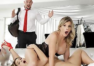 Dirty Little Step Jocular mater - Basic MILFs Cory Chase Almost the porn scene