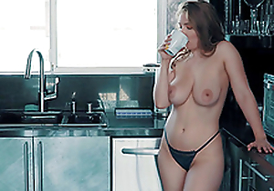Busty Lena Paul wishes a friend everywhere fuck her tight muted cookie