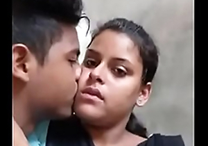 Desi order of the day lovers sexy kiss