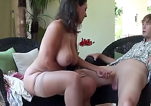 Stepmom and Stepson Affair - More in all directions Description
