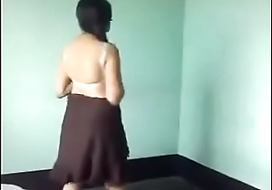 Indian College Girl Dress Remove